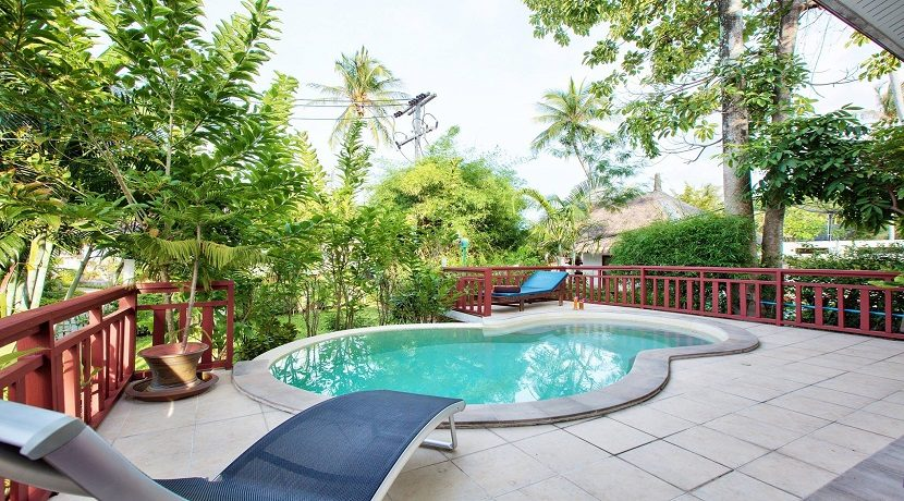 A louer Resort en bord de mer Maenam Koh Samui 028