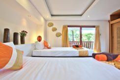 A louer Resort en bord de mer Maenam Koh Samui 032