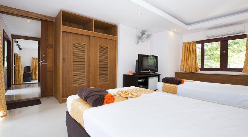 A louer Resort en bord de mer Maenam Koh Samui 033