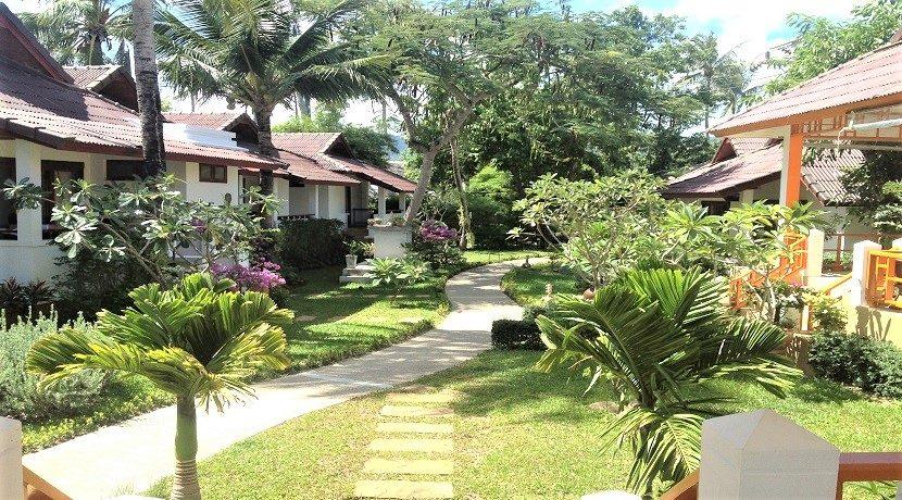 A louer Resort en bord de mer Maenam Koh Samui 034