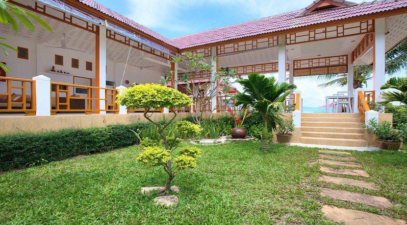 A louer Resort en bord de mer Maenam Koh Samui 035