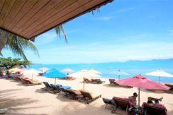 A louer Resort en bord de mer Maenam Koh Samui 037