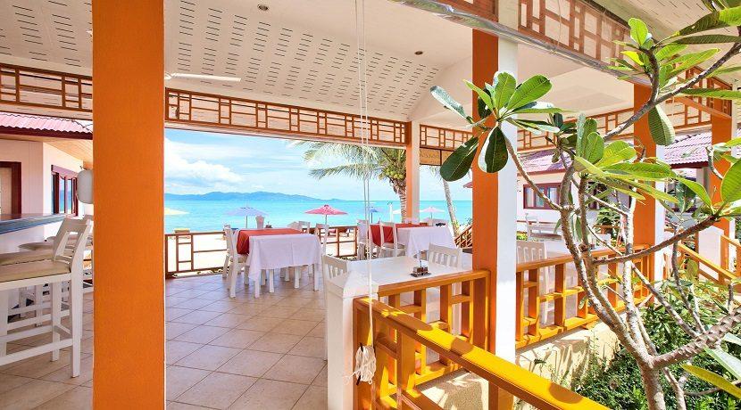 A louer Resort en bord de mer Maenam Koh Samui 07