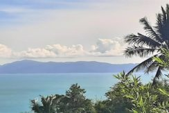 A vendre terrain vue mer Bang Por à Koh Samui