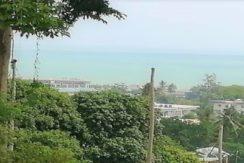 A vendre terrain vue mer Chaweng Noi à Koh Samui 1rai