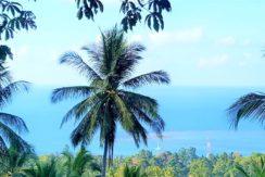A vendre terrain vue mer Lamai à Koh Samui