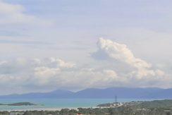 A vendre terrain vue mer Plai Laem à Koh Samui