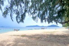 Terrain bord de mer à vendre Laem Sor Koh Samui