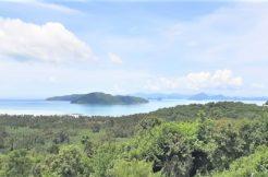 A vendre terrain à Taling Ngam Koh Samui