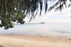 A vendre terrain en bord de mer à Lipa Noi Koh Samui