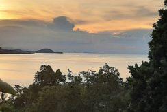 A vendre terrain vue mer Bangrak à Koh Samui 020