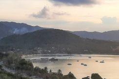 A vendre terrain vue mer Bangrak à Koh Samui 03