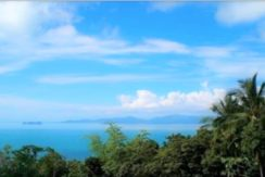 For sale sea view land in Bang Por Koh Samui