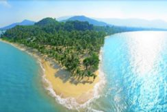 For sale a private island in the Koh Samui archipelago