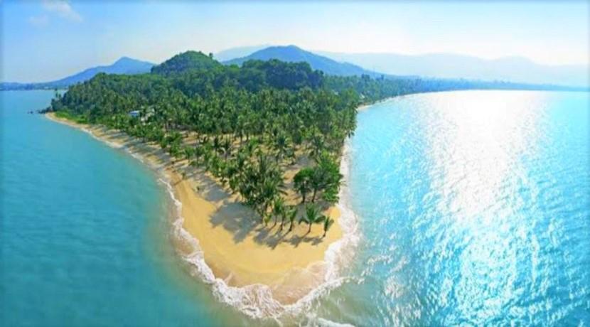 A vendre une île privée dans l'archipel de Koh Samui – 400 Rai en Chanote