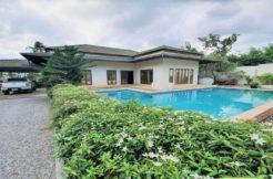 A vendre villa limite Chaweng - Bangrak à Koh Samui