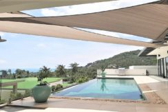 For sale sea view villa Chaweng Noi in Koh Samui