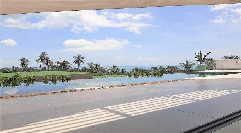 A vendre villa vue mer Chaweng Noi à Koh Samui 02