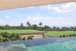 A vendre villa vue mer Chaweng Noi à Koh Samui 030