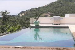 A vendre villa vue mer Chaweng Noi à Koh Samui 035