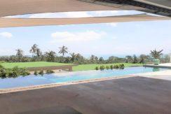 A vendre villa vue mer Chaweng Noi à Koh Samui 036