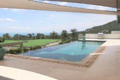 A vendre villa vue mer Chaweng Noi à Koh Samui 037