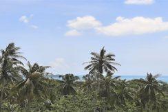 A vendre villa vue mer Chaweng Noi à Koh Samui 040