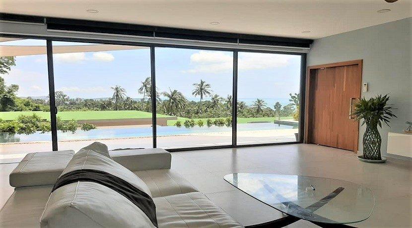 A vendre villa vue mer Chaweng Noi à Koh Samui 08