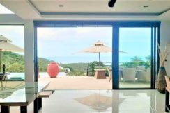 For sale sea view villa Lamai in Koh Samui