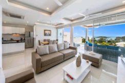 A vendre villa vue mer à Choeng Mon Koh Samui