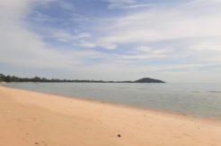 Terrain bord de mer à vendre à Lipa Noi Koh Samui