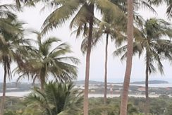 Sea view land in Chaweng hill Koh Samui for sale