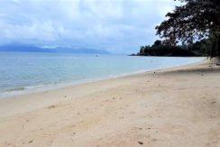 A vendre terrain bord de mer Bang Por à Koh Samui 01