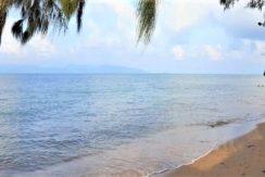 A vendre terrain bord de mer Bang Por à Koh Samui 010
