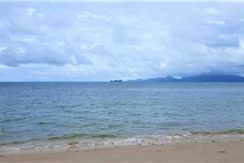 A vendre terrain bord de mer Bang Por à Koh Samui 011
