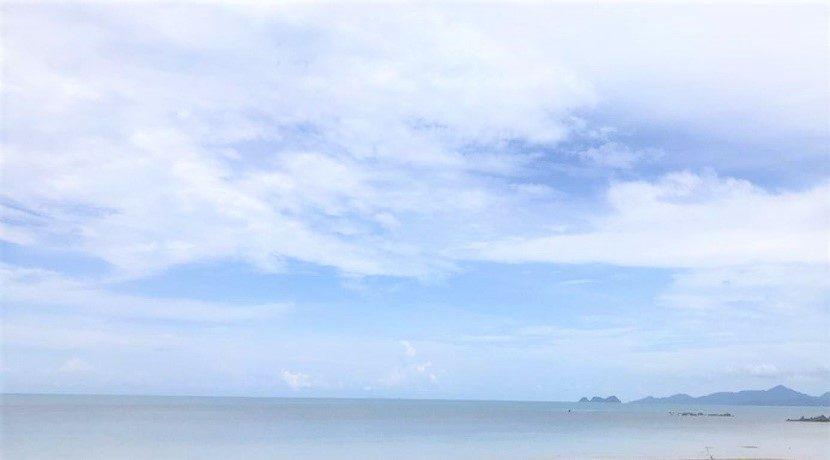 A vendre terrain bord de mer Bang Por à Koh Samui 013