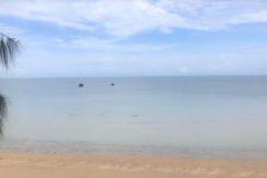 A vendre terrain bord de mer Bang Por à Koh Samui 02