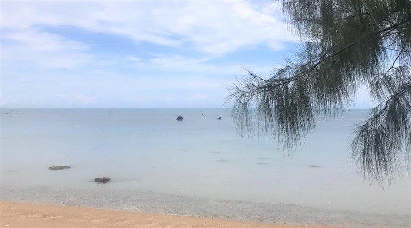 A vendre terrain bord de mer Bang Por à Koh Samui 06