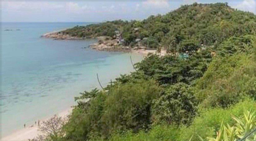 A vendre terrain bord de mer Plai Laem à Koh Samui 02