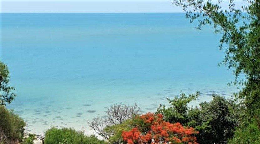 A vendre terrain bord de mer Plai Laem à Koh Samui 03