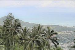 A vendre terrain vue mer Chaweng Hill Koh Samui 014
