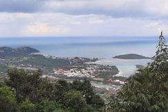 A vendre terrain vue mer Chaweng Hill Koh Samui 05