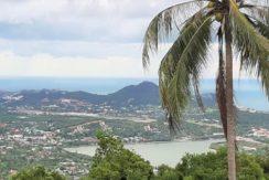 A vendre terrain vue mer Chaweng Hill Koh Samui 07