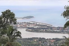 A vendre terrain vue mer Chaweng Hill Koh Samui 08