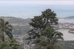 A vendre terrain vue mer Chaweng Hill Koh Samui 09