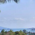 A vendre terrain vue mer à Bangrak Koh Samui