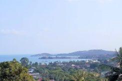 A vendre terrain vue mer à Bangrak Koh Samui 02