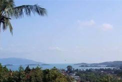 A vendre terrain vue mer à Bangrak Koh Samui 03