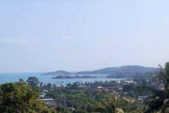 A vendre terrain vue mer à Bangrak Koh Samui 04