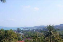 A vendre terrain vue mer à Bangrak Koh Samui 07